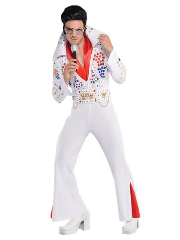 King of Vegas - Adult Costume front