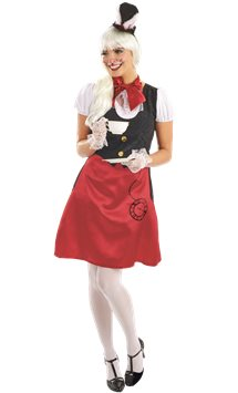 Miss Rabbit - Adult Costume