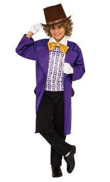Willy Wonka - Child Costume