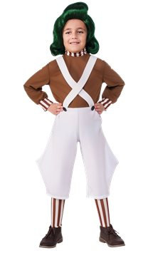 Oompa Loompa - Child Costume