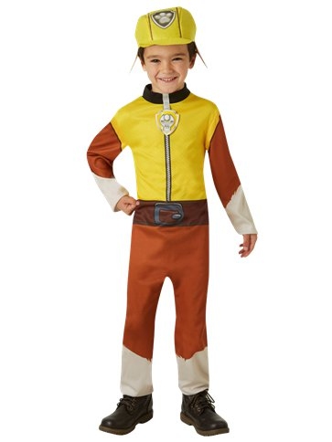 Paw Patrol Rubble - Toddler & Child Costume front