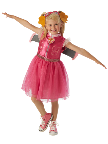Skye - Toddler and Child Costume front