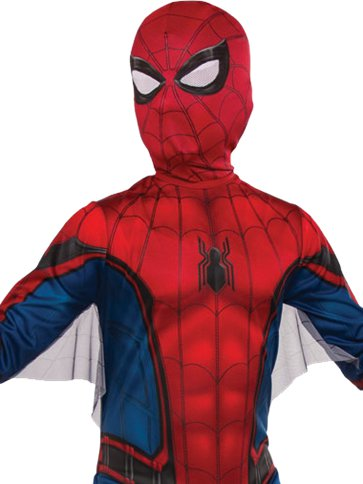 Spider-Man Homecoming - Child Costume back