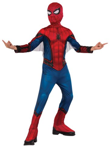 Spider-Man Homecoming - Child Costume front