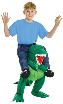 T-Rex Piggyback - Child Costume