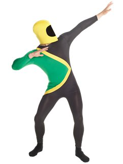 Jamaican Morphsuit