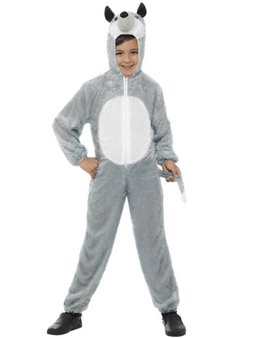 Wolf - Children's Costume front
