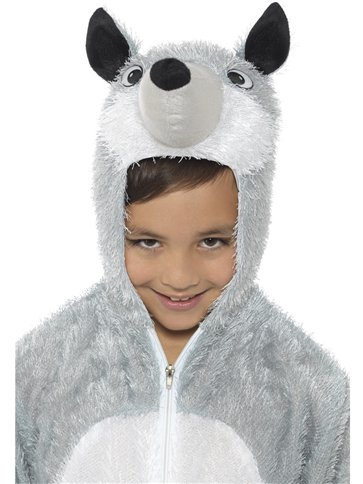 Wolf - Children's Costume left