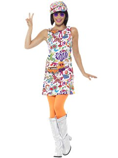 60s Groovy Chick