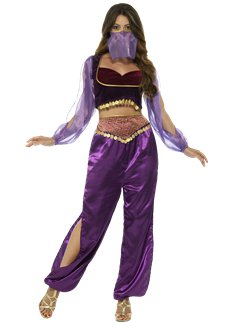 Arabian Princess Purple