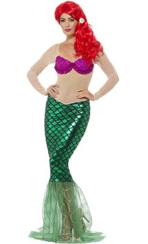 Sexy Mermaid - Adult Costume