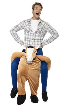 Piggyback Horse - Adult Costume
