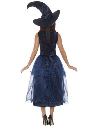 Deluxe Midnight Witch - Adult Costume back