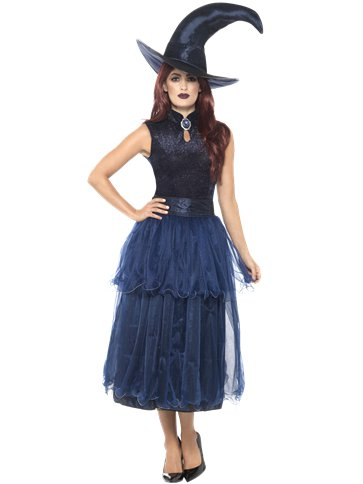 Deluxe Midnight Witch - Adult Costume front
