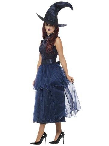 Deluxe Midnight Witch - Adult Costume left