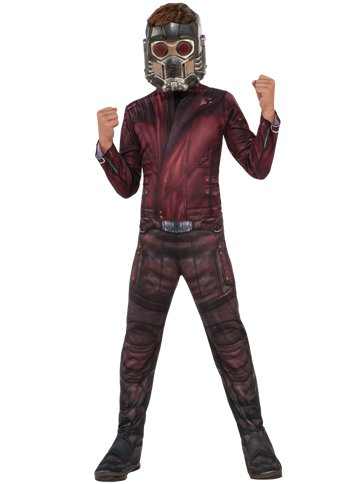 Star Lord - Child Costume front