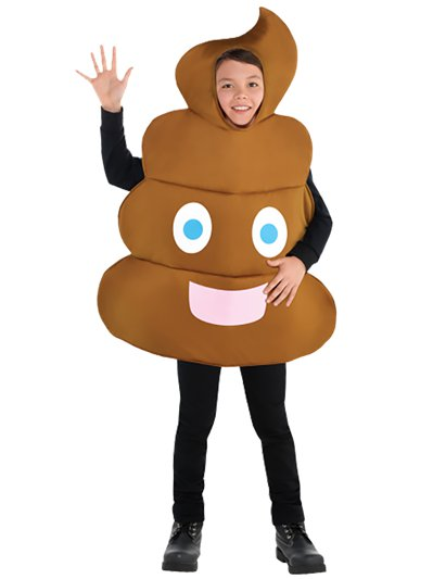 Pooper - Child Costume