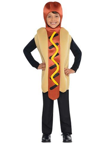 Hot Diggity Dog - Child Costume front