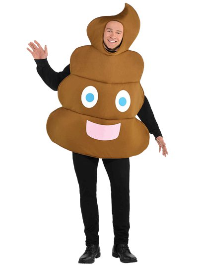 Pooper - Adult Costume