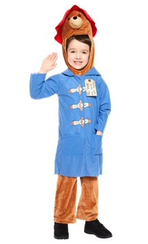 Paddington Bear - Child Costume