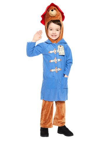 Paddington Bear - Child Costume pla