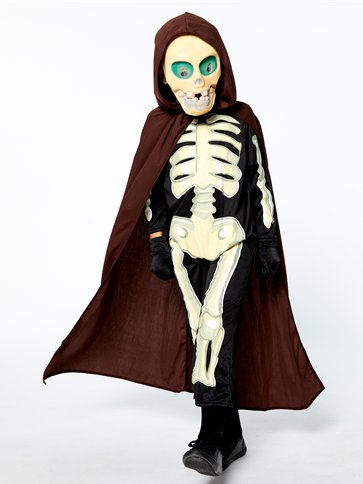Skeleton Grim Reaper - Child Costume left