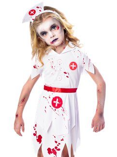 Zombie Halloween Costumes Party Delights