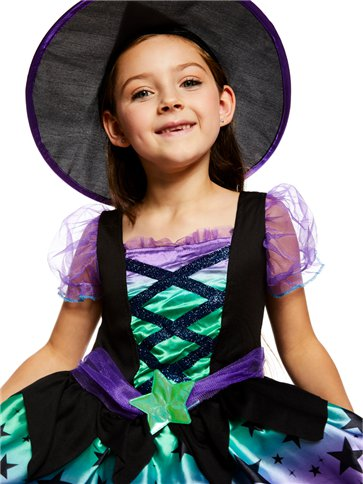 Spell Casting Cutie Witch - Child Costume back