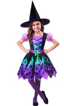 Spell Casting Cutie Witch - Child Costume