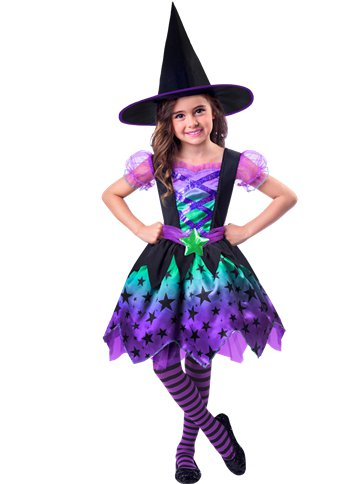 Spell Casting Cutie Witch - Child Costume front