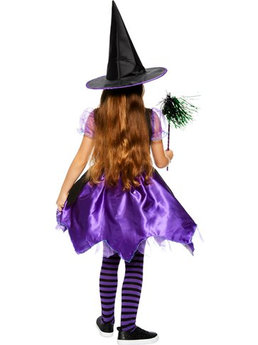 Spell Casting Cutie Witch - Child Costume left