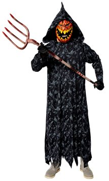 Pumpkin Reaper - Adult Costume