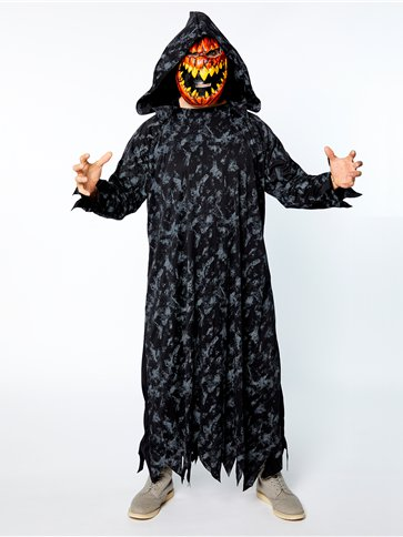 Pumpkin Reaper - Adult Costume pla