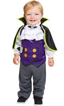 Dinky Dracula - Toddler & Child Costume