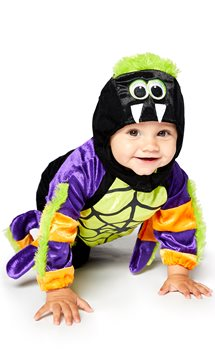 Little Spooky Spider - Baby and Toddler Costume