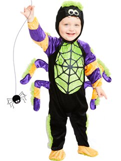 Little Spooky Spider Toddler  sc 1 st  Party Delights & Kidsu0027 Halloween Costumes | Party Delights