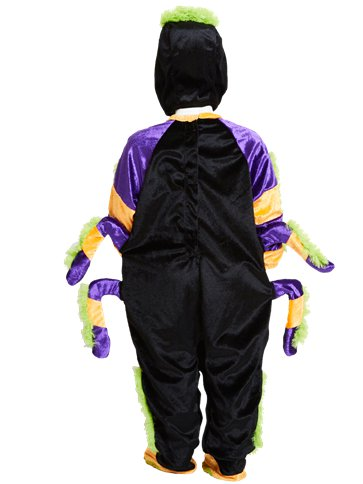 Little Spooky Spider - Toddler & Child Costume left