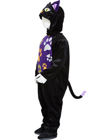 Lil Kitty Cutie - Child Costume back