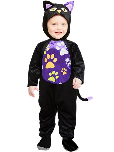 Lil Kitty Cutie - Child Costume front