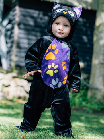 Lil Kitty Cutie - Child Costume left