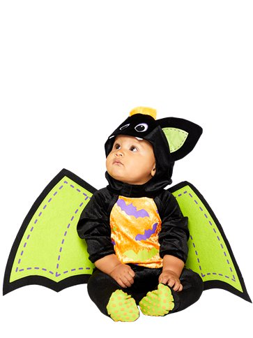 Iddy Biddy Bat - Baby and Toddler front