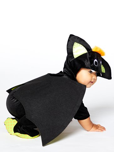 Iddy Biddy Bat - Baby and Toddler right