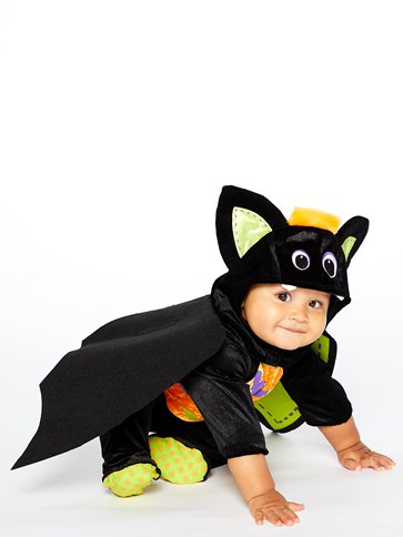 Iddy Biddy Bat - Baby and Toddler side