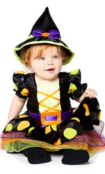 Cauldron Cutie - Baby and Toddler Costume