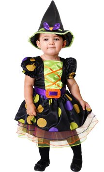 Cauldron Cutie - Child Costume