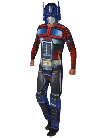 Transformers Optimus Prime - Adult Costume front