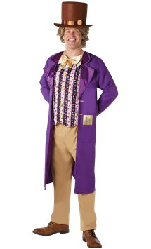 Willy Wonka - Adult Costume