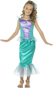 Mermaid - Child Costume