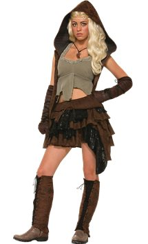 Rogue Warrior - Adult Costume