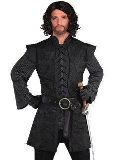 Black Warrior Tunic